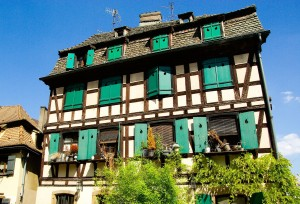 Strasbourg, ville médiévale